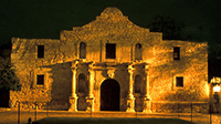 photo of the Alamo