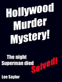 My book, Hollywood Murder Mystery